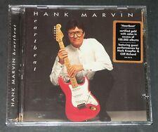Hank Marvin Hearbeat CD PolyGram 1993 Spectrum 993 554 227-2 Made in UK