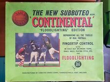 "SUBBUTEO CONTINENTAL ""FLOODLIGHTING""  EDITION - VINTAGE! ANNI '70"