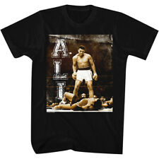 American Classics Muhammad Ali Holler At Your Boy T-Shirt - Black