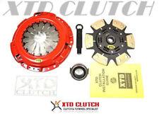 XTD STAGE 3 MIBA RACING CLUTCH KIT HONDA ACCORD PRELUDE H22 H23 F22 F23