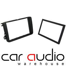 Autoleads DFP-17-03 Skoda Rapid 2012 On Car Stereo Radio Double Din Fascia Panel