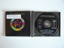 The Sisters Of Mercy A Slight Case Of Overbombing CD 1993 Eastwest Radio Promo