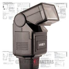 Minolta Bounce Flash for Dynax AF, Digital 5D 7D many Dimage Sony Alpha DSLR SLT
