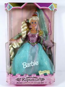 NIB BARBIE DOLL 1994 AS RAPUNZEL PRINCESS 13016