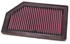 K&N Hi-Flow Performance Air Filter 33-2872 fits Honda Jazz 1.4 (GD)