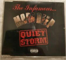 The Infamous MOBB DEEP Quiet Storm Single CD US Rap Hip Hop ungespielt neuwertig