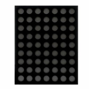 CHIP STANDING DISPLAY FREE SHIPPING * SET OF 5 BLACK POKER CHIP EASELS