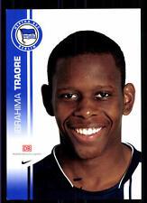 Ibrahima Traore Autogrammkarte Hertha BSC Berlin 2007-08 Original + A 120931