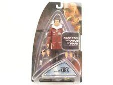 Star Trek The Wrath of Khan Series 2 Regular Kirk 7in Action Figure DST Toys