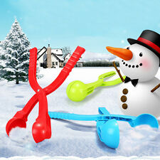 Snowball Makers Compact Scoop Snowball Fight Outdoor Sports Game Toys 35CM