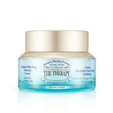 TheFaceShop The Therapy Moisture Blending Formula Cream 50ml Anti Aging K beauty