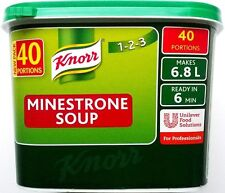 Knorr Minestrone Soup - 1 x 40 portions