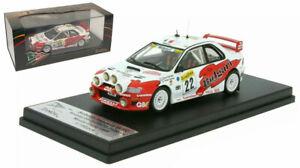 Trofeu RRFR13 Subaru Impreza WRC 98 Monte Carlo 1999 - A Dallavilla 1/43 Scale