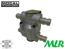 """MOCAL OT/2 OIL COOLER REMOTE THERMOSTAT 16MM 5/8"""" PUSH ON FITTINGS BCO"""