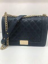 BEBE SHOULDER BAG (DUSTY BLUE)