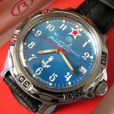 Vostok Russian USSR Military Navy Submarine Commander Watch 811289
