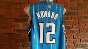 Orlando Magic Basketball vest. HOWARD #12. Size Small ( Length +2) NBA