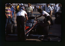1985 Geoff Brabham #7 Coors March/Cosworth - CART Indy 500 - Vtg 35mm Race Slide