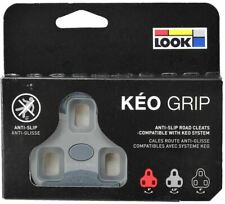 2020 Genuine LOOK Brand KEO GRIP Cleats Fit Blade Carbon Max Classic: 4.5° GRAY