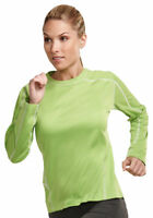 Tri-Mountain Women's Moisture Wicking Crewneck Short Sleeve Best T-Shirt. KL606