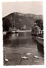 74 - cpsm - ANNECY - Le port   (C2826)