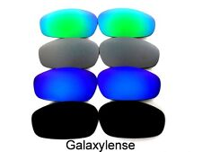 Galaxy Replacement Lenses For Oakley Whisker Black&Blue&Titanium&Green Polarized