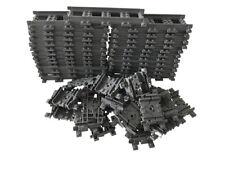 Lego City kompatibel Eisenbahn Schienen 25 gerade & 25 flexible Neu