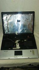 FUITSU SIEMENS AMILO PA 2548  SCOCCA COMPLETA TOUCHPAD +COVER DELL'LCD