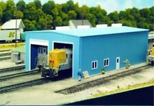 Pikestuff (HO-Scale) #541-0008 Enginehouse 1 or 2 Door  - NIB