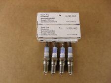 Original Zündkerzen 4 Stück 1120829 Ford Escort / Fiesta 1,4 8V Benziner
