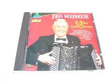 John Woodhouse - 50 Jaar Gouden Successen RARE CD 1989