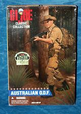 G.I. Joe Australian O.D.F. 12 Inch African-American Action Figure