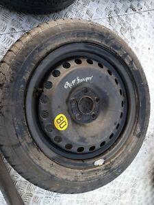 Ford mondeo mk3 steel spare wheel  B3 #16