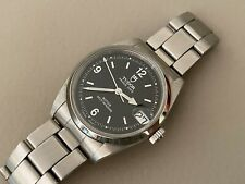 *Exclusive* 1997 TUDOR Midsize Prince Date RARE ARROW HANDS Watch 72000 w/ Paper