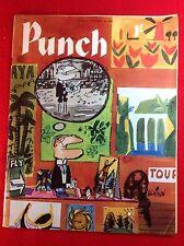 Vintage : PUNCH Magazine : 10th January 1962