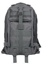 medium transport pack backpack tactical military gun metal grey gray rothco 2517