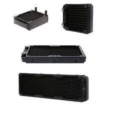 Water Cooling Cooler Heat Radiator For Computer CPU GPU Exchanger 120mm 10 Tubes