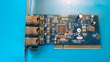Belkin F5u503 PCI Firewire Card Rev.S-3 - Great Condition