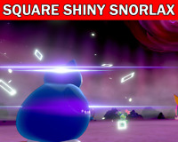 Pokemon Sword & Shield 6IV Snorlax Ultra Shiny Gigantamax Battle Ready!