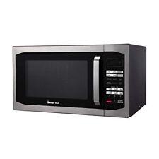 Magic Chef Mcm1611st 1.6 CF 1100 Watt Microwave Stainless