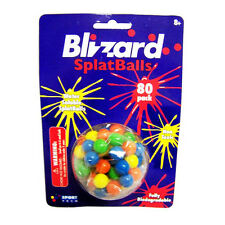 Paint Ball Refills Sport Tech Blizzard SplatBalls 80 Per Pack (Lot Of 12 Packs)