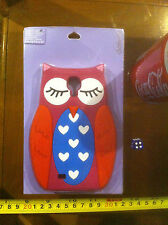 Claire's Claires Accessories Cute Owl Samsung Galaxy S4 Phone Cover £8 RRP