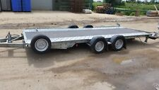 14ft Car Transporter Trailer 3000kg Hire Rental Only Slough Reading  Berkshire