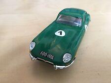 Scalextric C34 coche español Tipo E Jaguar.
