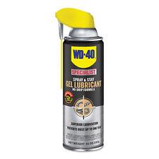 WD-40 Specialist Spray & Stay GEL 10 Oz Aerosol Can 6/carton 300103