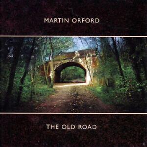 CD Martin Orford - The Old Road (IQ/Jadis)