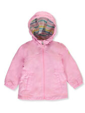 OshKosh Baby Girls Rainbow Fleece Jacket