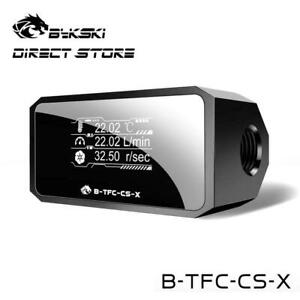 B-TFC-C S-X Water Cooler System Monitor for Temperature Meter   Flow Error Alarm