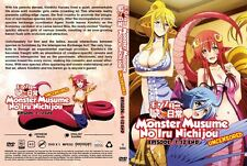 Monster Musume No Iru Nichijou (Chapter 1 - 12 End) ~ DVD ~ Uncensored Version