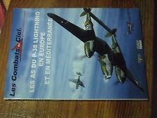 7µ? Revue Osprey Combats du Ciel n°9 As du P-38 Lightning en Europe & Mediterran